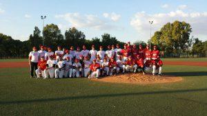 Resumen primer partido: Béisbol Miralbueno vs Sevilla Red Sox