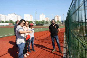 El Sevilla Club de Béisbol se queda sin centro deportivo en agosto