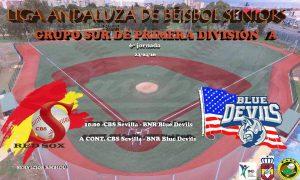 5ª Jornada Sevilla Red Sox vs BNR Blue Devils