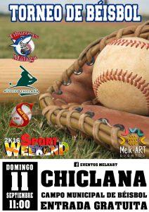 Torneo tercer aniversario Atléticos de Chiclana