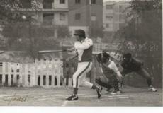 Pésame del Club de Béisbol y Sófbol de Sevilla  por el fallecimiento de Jose Antonio Peña Capitan Capi